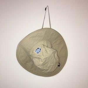 Beige Carolina Bucket Hat